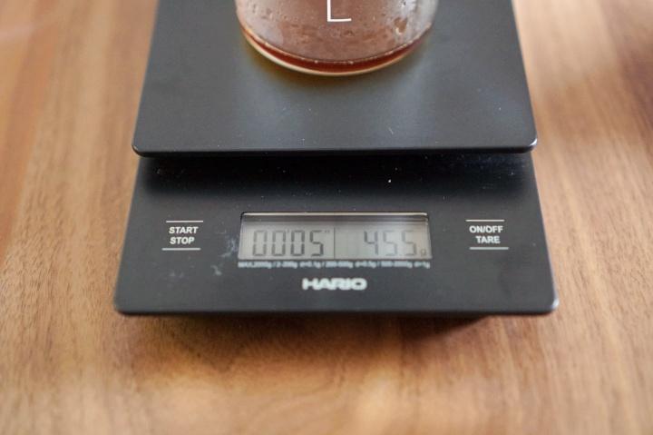 HARIO(ハリオ) V60 ドリップスケール ブラック