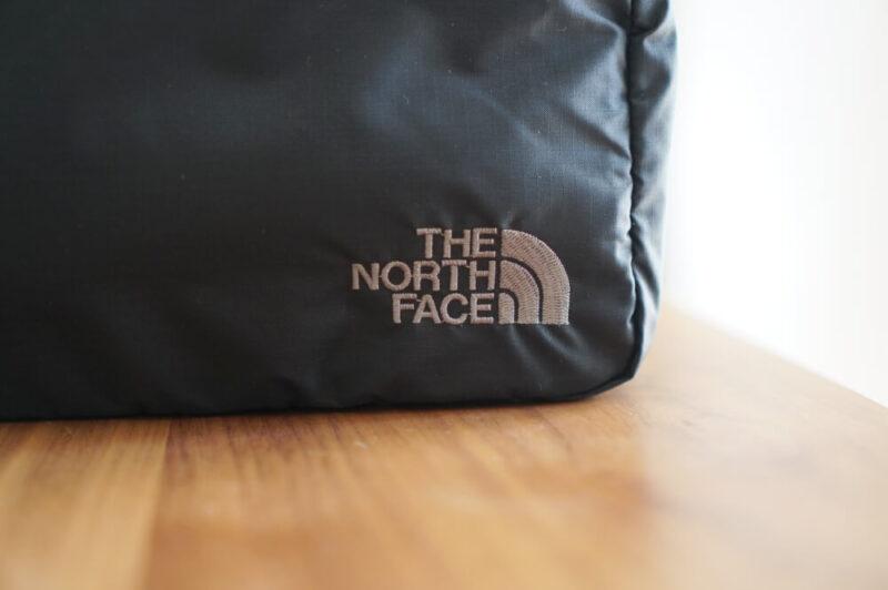 ノースフェイスのグラムパデッドボックス